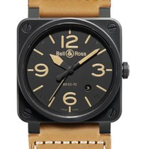 Bell & Ross Bell&Ross BR03-92 Heritage Ceramic mit...