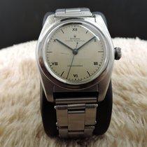 ロレックス (Rolex) BUBBLEBACK 2940 with Silver Print Roman Dial