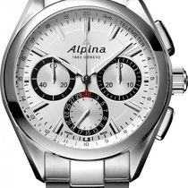 Alpina Geneve Alpiner 4 Flyback Chronograph AL-760BS5AQ6B...