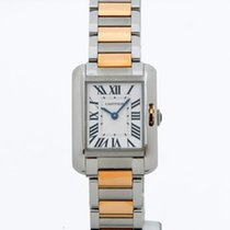 Cartier- Tank Anglaise - kleines Modell, Ref. W5310036