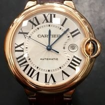 Cartier Ballon Bleu Grand modèle Or rose 42mm