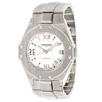 Chopard Vintage 1980s St. Moritz Stainless Steel