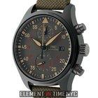IWC Pilot Collection Chronograph Top Gun Miramar Ceramic 44mm...
