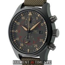 IWC Pilot Collection Chronograph Top Gun Miramar Ceramic 44mm...