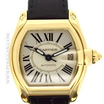 Cartier 18k yellow gold Roadster