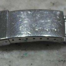 Zenith vintage gay freres steel bracelet mm 20 total length cm 17