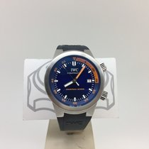 IWC Aquatimer Cousteau Divers Limited Edition Blue Dial Ref  IW