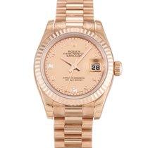 Rolex Watch Datejust Lady 179175F