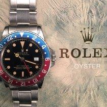 Rolex Gilt Dial GMT Master 1675 1966