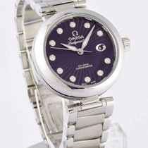 Omega De Ville Ladymatic Co-Axial 34mm Steel Ladies Watch...