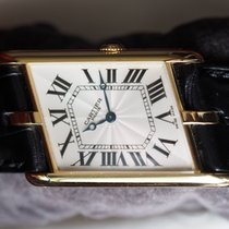 Cartier Tank Asymmetric Yellow Gold - Limited 150 pcs.