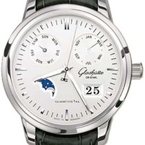Glashütte Original Senator Calendar Mens Watch 100-06-13-02-04