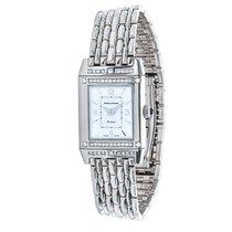 Jaeger-LeCoultre Reverso Women's Watch in 18K White Gold