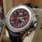 Breitling for Bentley Motors Copper Dial Steel 48 mm (2006)