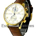 IWC Portuguese Split Second Chronograph - Yellow Gold o...
