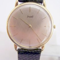 Piaget Solid 18k PIAGET Automatic Micro Rotor Watch Ref 12211