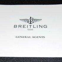 Breitling Ceneral Agents /Distributors/ Heft