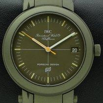 IWC Porsche Design Compass, Aluminum Military Green, full set
