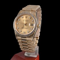 Rolex DATEJUST CADETE DIAMOND