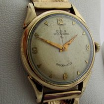 Elgin rare automatic Shockmaster, good working