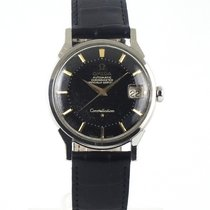 Omega UNREPOLISHED  Constellation Pie Pan 63
