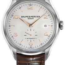 Baume & Mercier Clifton Small Seconds Automatic 41mm 10054