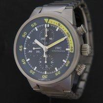 IWC Aquatimer Split Minute Chronograph Titanium