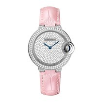 Cartier Ballon Bleu Automatic Ladies Watch Ref WE902047