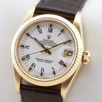 Rolex DATEJUST GOLD 750 AUTOMATIK 31MM MEDIUM MID SIZE