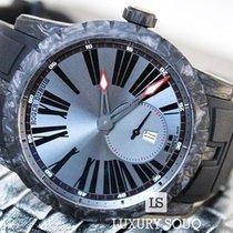 Roger Dubuis Excalibur Carbon Gray Dial