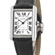 Cartier Tank Men's Watch W5200027
