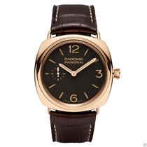 Panerai PAM00439 Radiomir Oro Rosso Manual Wind PAM 439 NEW Rose