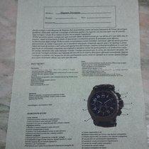 TB Buti manual MAGNUM Tricompax  Certificate  blank
