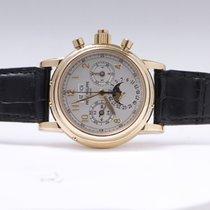 Patek Philippe Perpetual Calendar Chronograph Split Second 5004J