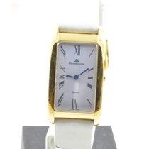 Maurice Lacroix Fiaba Damen Uhr Stahl Quartz 25mm 3 Vergoldet