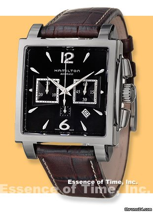 Hamilton Jazz Master Square Automatic Chronograph