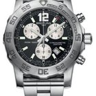 Breitling Colt Mens Automatic Chronograph in Steel - on...