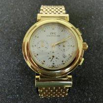IWC Da Vinci SL Chronograph Gold