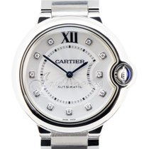 Cartier WE902075 BALLON BLEU DE 36mm STAINLESS STEEL 2017