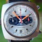 Breitling Vintage AOPA Chrono-Matic Automatic Date Blue...