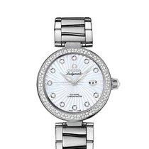 Omega Ladies 42535342055001 De Ville Ladymatic Watch