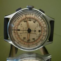 ELOGA vintage chronograph gorgeous dial venus 170