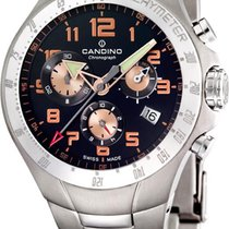 Candino Casual Street Rider C4430/4 Damenchronograph Sehr...