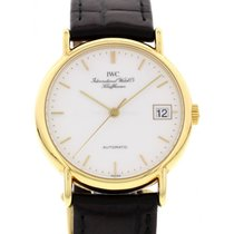 IWC Men's IWC Schaffhausen Portofino 18k Yellow Gold 3513-001
