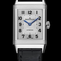 Jaeger-LeCoultre Reverso Classic Medium Silver Dial T