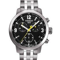 Tissot Herrenuhr PRC 200 Chronograph Quarz, T055.417.11.057.00