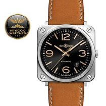 Bell & Ross - BR S Automatic 39mm Midsize Watch