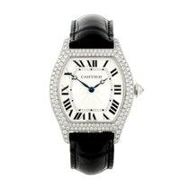 Cartier Torque XL white gold factory diamonds