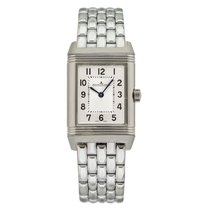 Jaeger-LeCoultre Reverso Classic Small Duetto - Stainless Steel