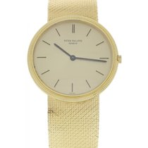 Patek Philippe Men's  Calatrava 3520 Manual 18k YG